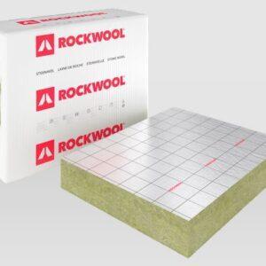 Soepele en waterafstotende spouwplaat met rasterpatroon en aluminiumbekleding voor extra thermische prestaties